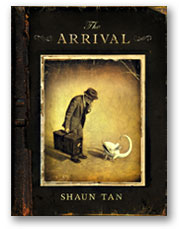 The Arrival - Shaun Tan